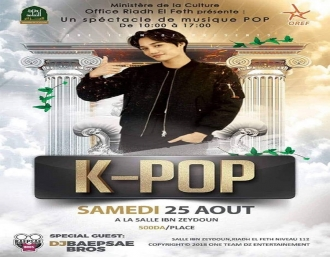 Spectacle 'K-Pop'