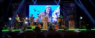 Le concert de Hindi Zahra
