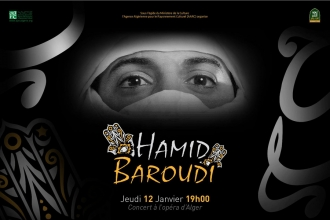 LE COME BACK DE HAMID BAROUDI