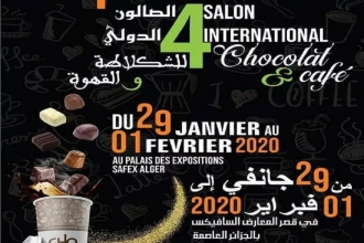 Salon International du chocolat et du café