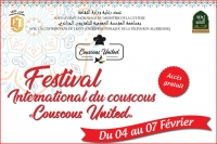 Le Festival International du Couscous au Palais de la Culture
