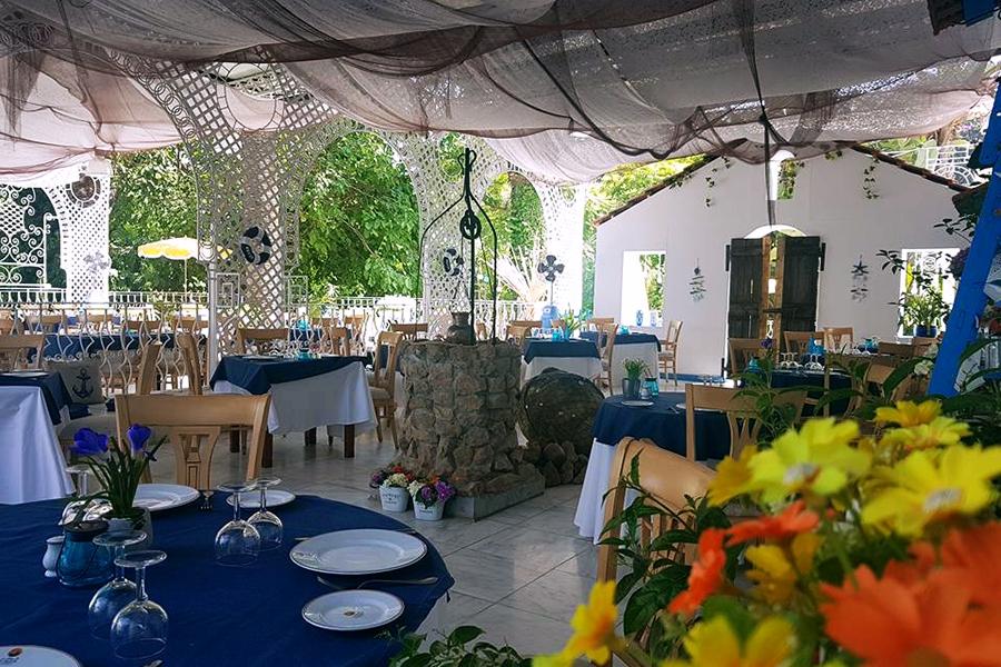 Ouverture d un restaurant gastronomique grec à l hôtel