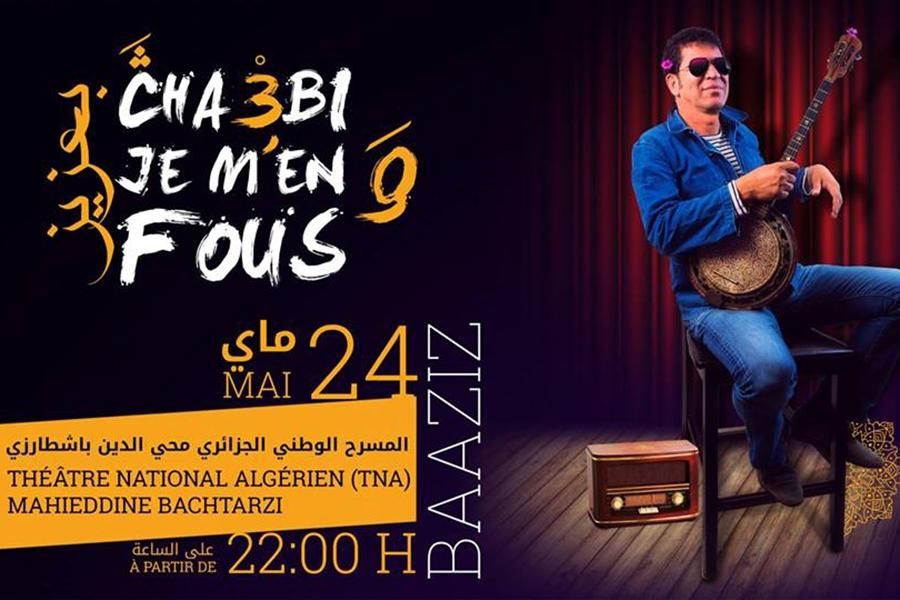 les chansons de baaziz