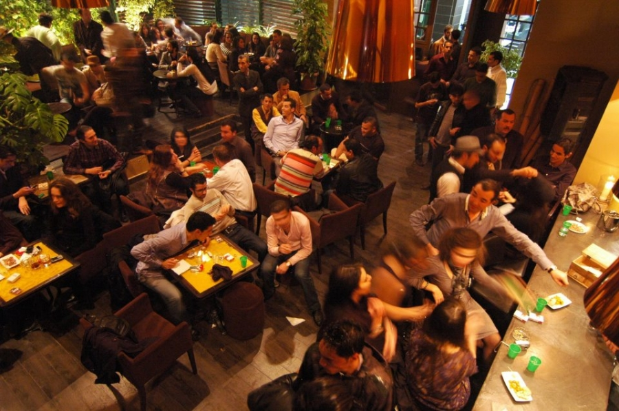 Soirée Africaine, Jungle Fire au Havana Bab Ezzouar