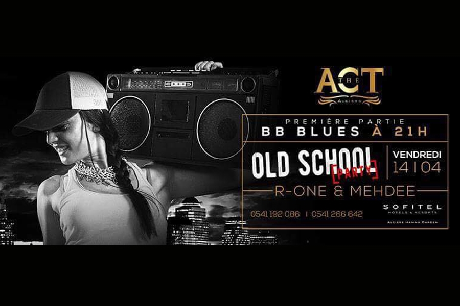 Old School Party au Bar Lounge «The Act »