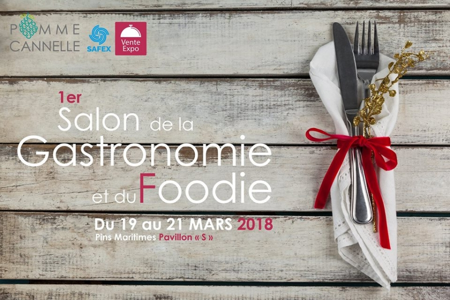 salon foodie et gourmandise safex zeinelle