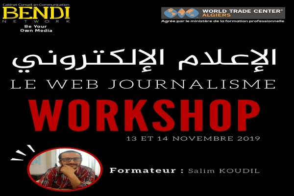 Workshop Web Journalisme